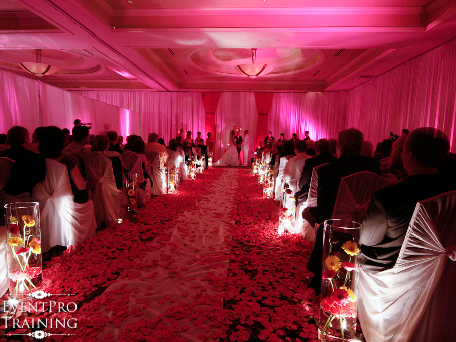 Pink And Black Wedding Ideas: Pink And Black Wedding Party
